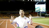 Huyền thoại Manny Pacquiao sẽ châm ngọn đuốc SEA Games 30