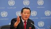 Đại sứ Triều Tiên tại Liên Hợp Quốc Kim Song. Ảnh: Yonhap