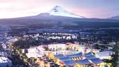 Xây thành phố tương lai gần núi Phú Sĩ