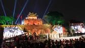 Quang cảnh chương trình tại điểm cầu Hà Nội. Ảnh: TTXVN