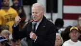 Đảng Cộng hòa dọa luận tội cựu Phó Tổng thống Joe Biden nếu ông được bầu làm Tổng thống Mỹ. Ảnh: Bloomberg