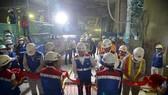 Lễ cắt băng thông tuyến toàn dự án đường sắt đô thị số 1 (Bến Thành – Suối Tiên). Ảnh: Tin Tức