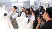Sinh viên Trường ĐH Công nghệ TPHCM học chuyên ngành với NTK chuyên nghiệp