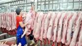 """Giá thịt heo đang """"rất nghịch lý"""""""