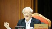 Tổng Bí thư, Chủ tịch nước Nguyễn Phú Trọng. Ảnh: Phương Hoa/TTXVN