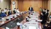Agribank tổ chức Hội nghị trực tuyến toàn quốc triển khai các giải pháp hỗ trợ khách hàng bị ảnh hưởng dịch Covid-19