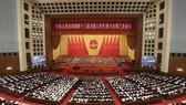 Toàn cảnh phiên khai mạc Kỳ họp thứ ba Đại hội Đại biểu Nhân dân toàn quốc Trung Quốc (Quốc hội) Khóa XIII tại Bắc Kinh ngày 22-5-2020. Ảnh: THX/TTXVN