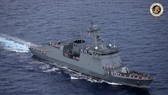Tàu BRP Jose Rizal. Ảnh: Hải quân Philippines