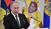 Tổng thống Nga Vladimir Putin. Tổng thống Nga Vladimir Putin. Ảnh: AFP/TTXVN