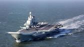 Tàu sân bay Liêu Ninh của Trung Quốc. Ảnh: CSIS