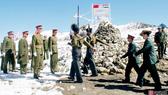 Binh sĩ sẽ rút khỏi khu vực biên giới Trung - Ấn đang tranh chấp