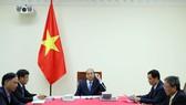Thủ tướng Nguyễn Xuân Phúc điện đàm với Thủ tướng Malaysia Muhyiddin Yassin để trao đổi về hợp tác song phương và các vấn đề khu vực, quốc tế cùng quan tâm, chiều 23-6. Ảnh: VGP