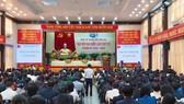 Đại hội Đảng bộ TP Vũng Tàu lần thứ VII (nhiệm kỳ 2020-2025). Ảnh: Nhân dân