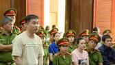 Tạm ngừng phiên tòa xử trùm ma túy Văn Kính Dương