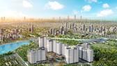 Quận 12 được hưởng lợi thế phát triển hạ tầng của toàn khu vực