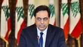 Thủ tướng Lebanon Hassan Diab. Ảnh: Anadolu