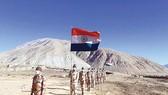 Binh sĩ Ấn Độ tại khu vực biên giới với Trung Quốc. Ảnh: Getty Images