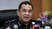 Cục trưởng Cục Điều tra tội phạm thuộc Cảnh sát Hoàng gia Malaysia Huzir Mohamed. Ảnh: thestar