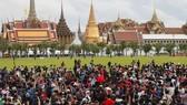 Hàng chục ngàn sinh viên Thái Lan lại biểu tình