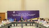 """Toàn cảnh Hội nghị báo cáo Đề án """"Vùng đổi mới sáng tạo Bình Dương – Binh Duong Innovation Region"""""""