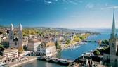 Một góc TP Zurich (Thụy Sĩ)