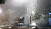 Từ ngày 6 đến 9-10, Nam bộ mưa to