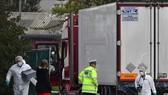 Tình tiết mới vụ 39 thi thể trong xe container ở Anh