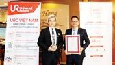 URC Việt Nam được vinh danh trong Tốp 10 công ty đồ uống uy tín nhất Việt Nam năm 2020