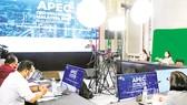 Hội nghị Đối thoại doanh nhân APEC diễn ra theo hình thức trực tuyến