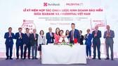 Prudential Việt Nam và SeABank ký kết thỏa thuận phân phối sản phẩm bảo hiểm trên nền tảng kỹ thuật số
