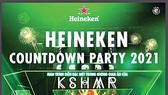 Đại tiệc âm nhạc Heineken Countdown trở lại