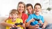Chơi game kết nối các thành viên trong gia đình