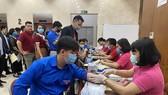 Đoàn thanh niên Agribank tổ chức chương trình hiến máu tình nguyện