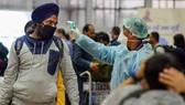 Ấn Độ gia tăng các biện pháp kiểm soát chặt chẽ nhằm ngăn ngừa dịch Covid-19. Nguồn: PTI