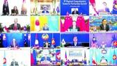 16 quốc gia khu vực châu Á - Thái Bình Dương ký kết RCEP. Ảnh: CNN