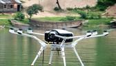 Mẫu máy bay không người lái chạy bằng hydro của  nhà cung cấp Doosan Mobility Innovation. Ảnh: doosanmobility.com