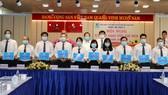 Hội nghị ký kết giao ước thi đua của Khối thi đua 2 năm 2021