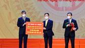 T&T Group ủng hộ 30 tỷ đồng cho chương trình tiêm vaccine phòng Covid-19 của TP Hà Nội
