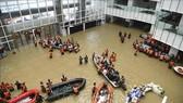 Mưa bão, lở đất gây thiệt hại nhiều nơi