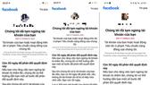 Vi phạm tiêu chuẩn cộng đồng, hàng loạt tài khoản Facebook bị khóa