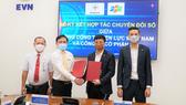 Tổng công ty Điện lực miền Nam ký kết hợp tác với Tập đoàn FPT về chuyển đổi số