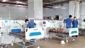 Hơn 20 ngày thần tốc cải tạo Trung tâm hồi sức tích cực người bệnh Covid-19