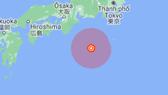 Động đất mạnh gần thủ đô Tokyo, Nhật Bản