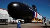 Tàu ngầm Suffren của Pháp (Ảnh minh họa). Nguồn: Reuters