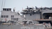 """US destroyer McCain collision caused by """"sudden turn"""": report"""