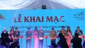 At the opening ceremony of Saigontex 2018 -Photo: SGGP