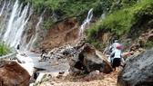 Landlisdes will hit northern mountainous region Photo: SGGP