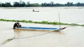 Mekong flooding rising quickly to warning level two