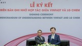 Vietnam's VinFast signs MOU with LG Chem on batteries
