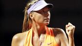 Maria Sharapova quay lại bằng chiến thắng